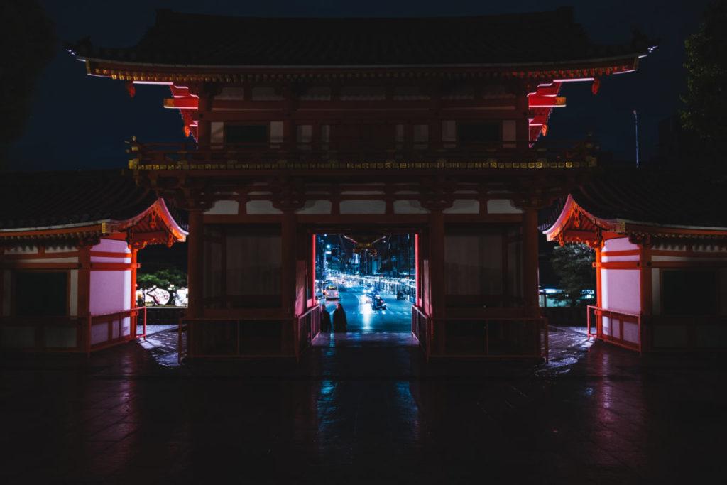京都で撮った写真