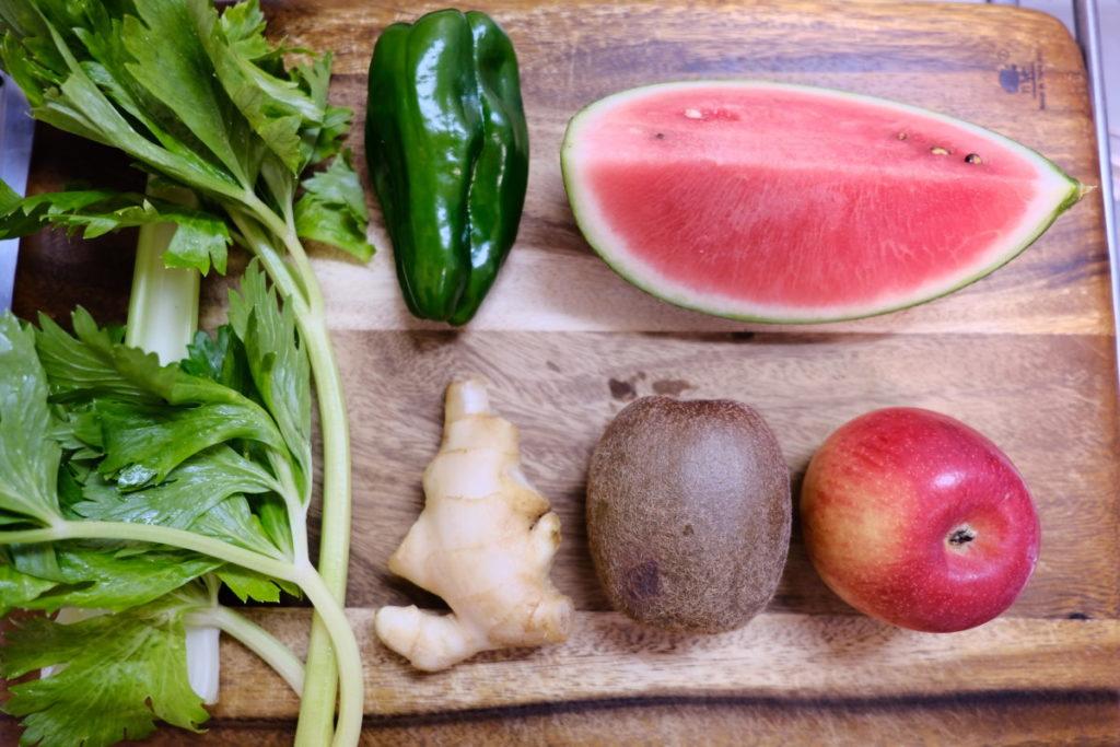 酵素シロップに使う食材