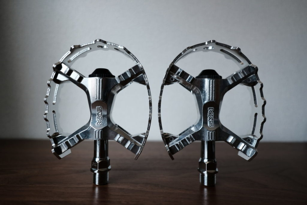 MKS XC-Ⅲ bear trap pedal