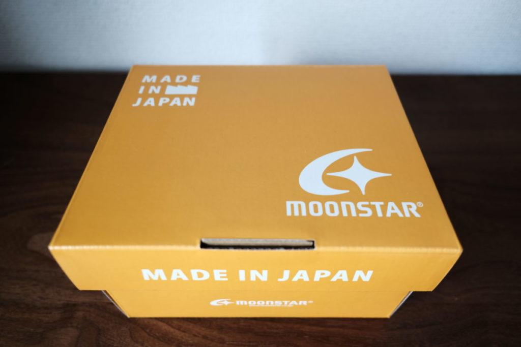 ムーンスターの靴箱