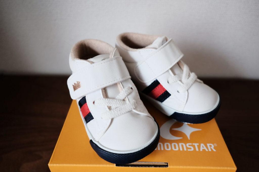 ムーンスターの靴