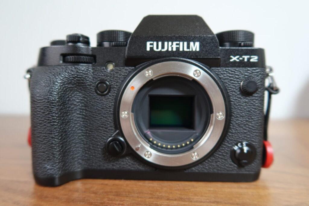カメラのイメージセンサー